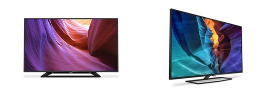 Телевизоры Philips: яркая индивидуальность