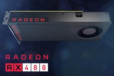 Видеокарты Radeon™ серии RX