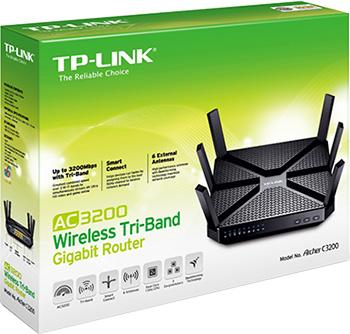 Беспроводной маршрутизатор TP-LINK Archer C3200