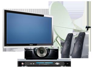 Телевизоры и аудиотехника
